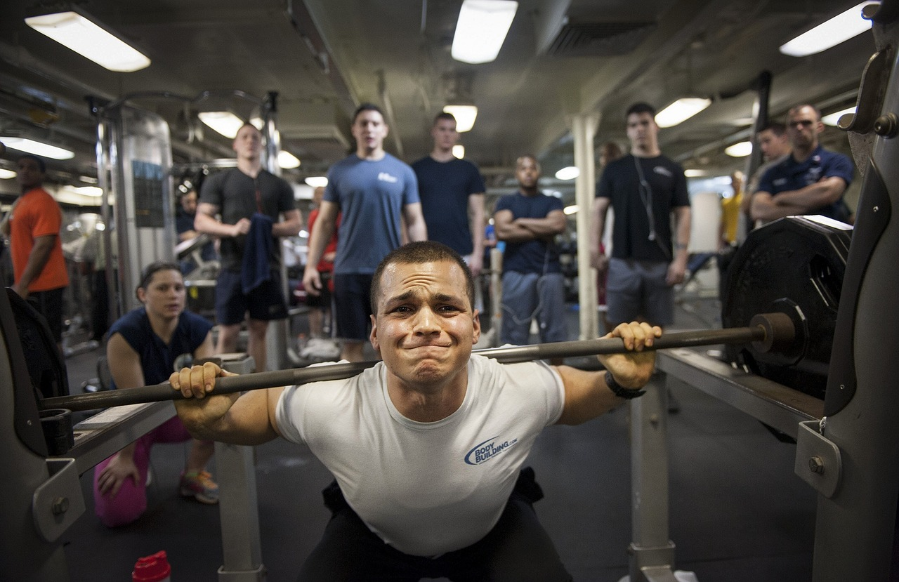 weight lifting for testosterone